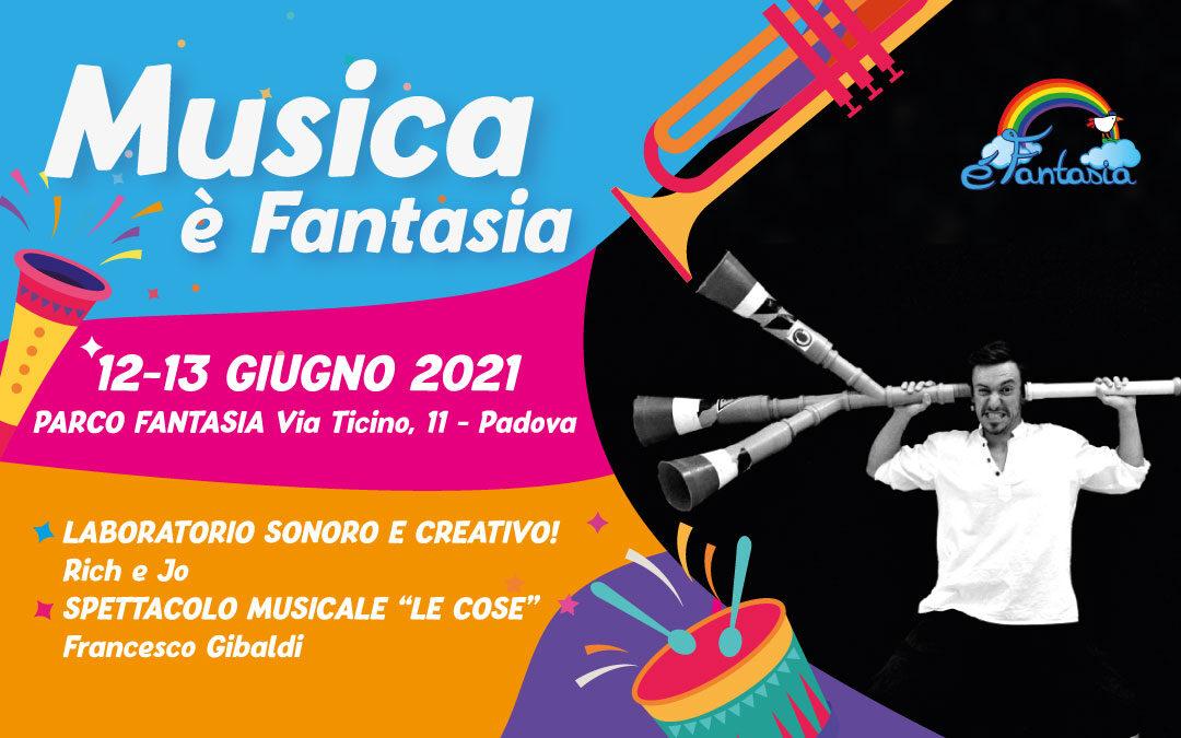 Musica è Fantasia 12 13 Giugno