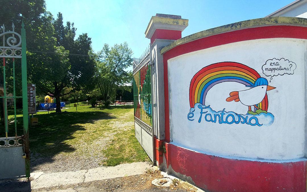 Oggi 4 Maggio riaprono ufficialmente i Cancelli del Parco Fantasia!